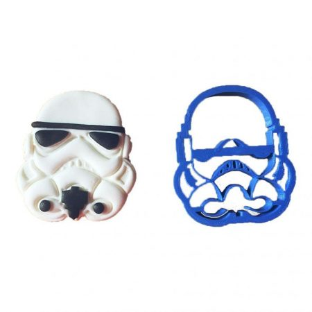 stormtrooper star wars fondant cutter
