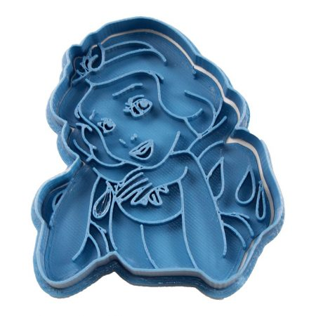 cortador de galletas blancanieves
