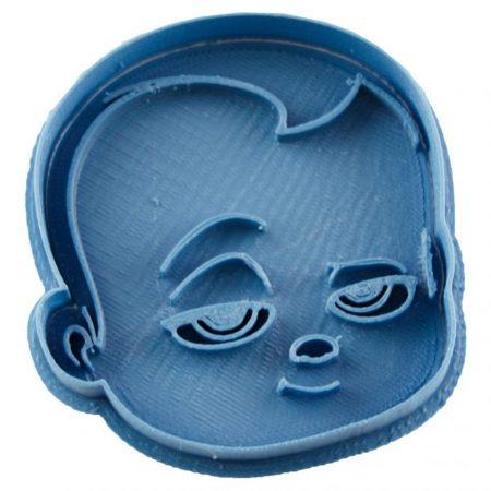 cortador de galletas bebe jefazo cara