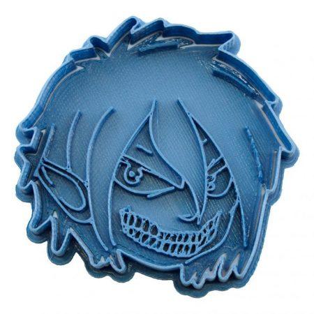 eren titan shingeki no kyojin ataque de los titanes cortador de galletas