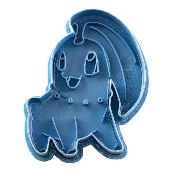 chikorita pokemon cortador de galletas