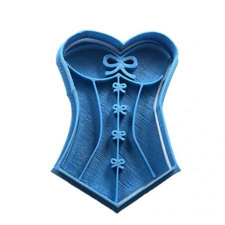 cortador de galletas corset