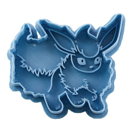 flareon cortador de galletas pokemon