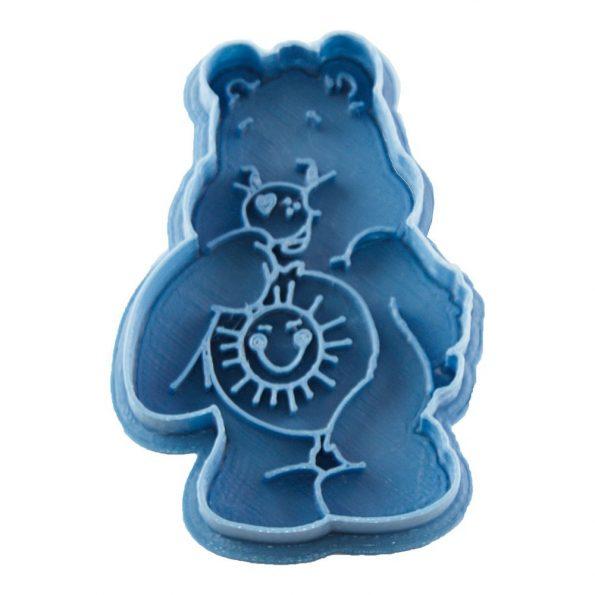 cortador de galletas funshine osos amorosos