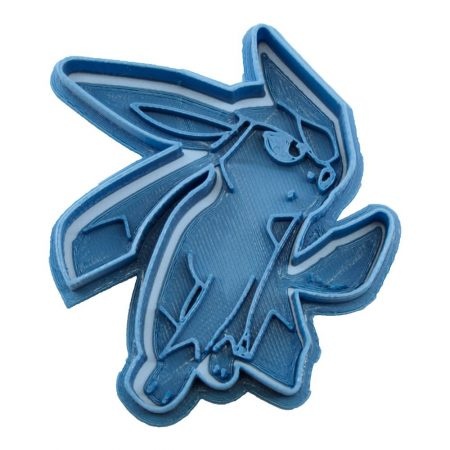 cortador de galletas pokemon glaceon