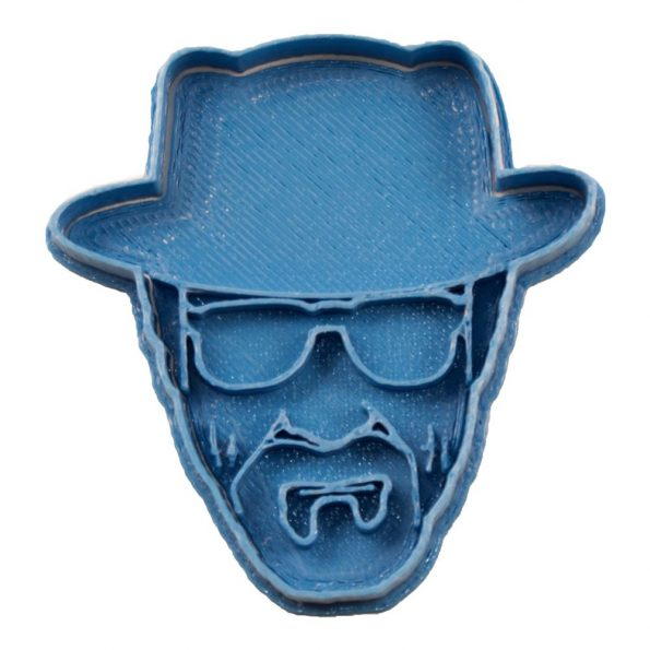 cortador de galletas breaking bad heisenberg