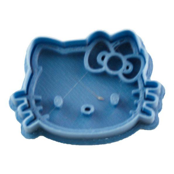cortador de galletas hello kitty