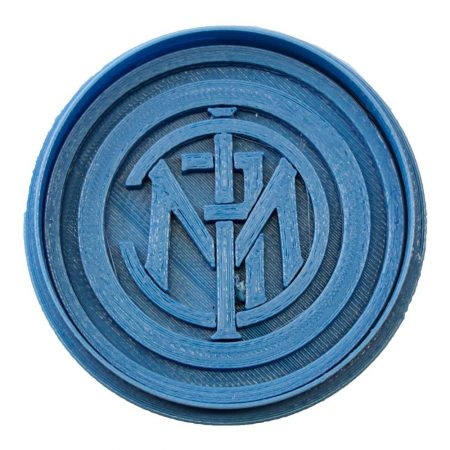 cortador de galletas inter de milan