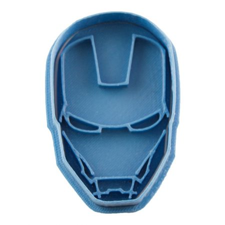 cortador de galletas iron man marvel