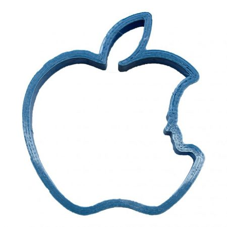 cortador de galletas steve jobs apple