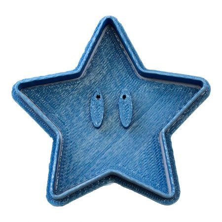 cortador de galletas mario estrella