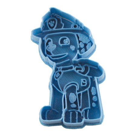 cortador de galletas marshall paw patrol
