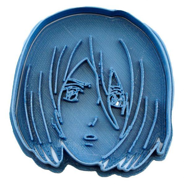 cortador de galletas Mikasa ataque de los titanes attack on titan
