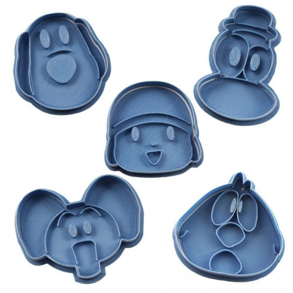 pocoyo pack cookie cutter
