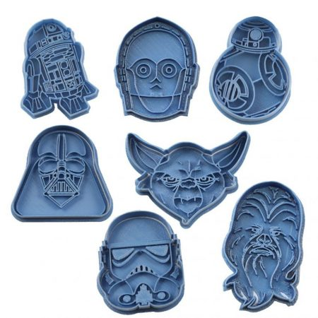 star wars cortadores de galletas