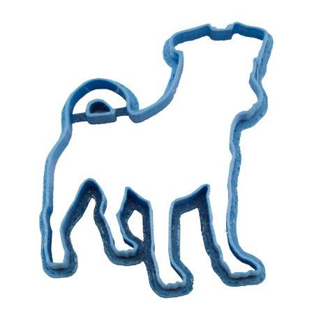 cortador de fondant forma perro