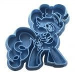 pinkie pie my little pony cortador de galletas