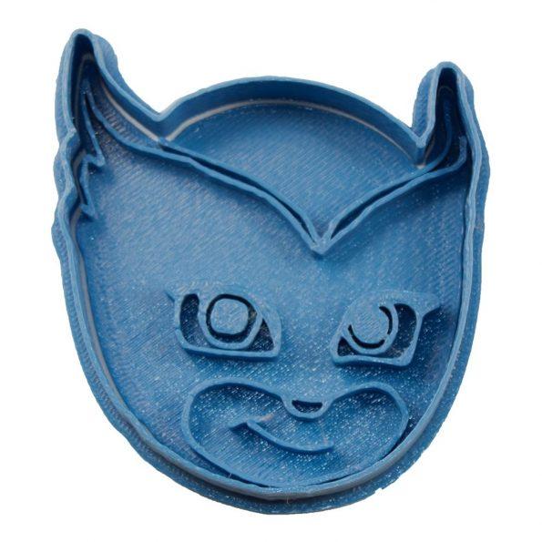 cortador de galletas pj masks owlette
