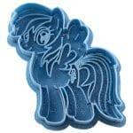 cortador de galletas rainbowdash my little pony