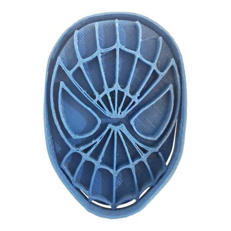 CORTADOR de galletas spiderman superheroes