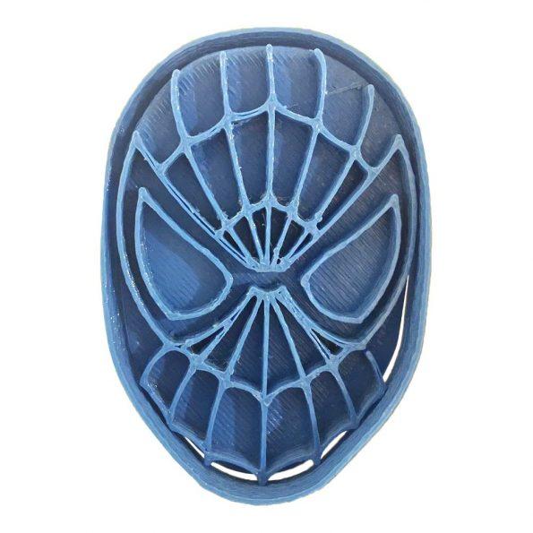 CORTADOR de galletas spiderman superheroes