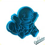 squirtle pokemon cortador de galletas