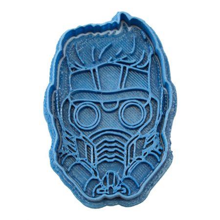 cortador de galletas starlord guardianes de la galaxia