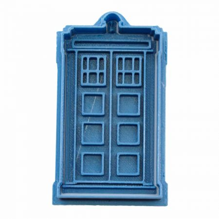 cortador de galletas tardis doctor who