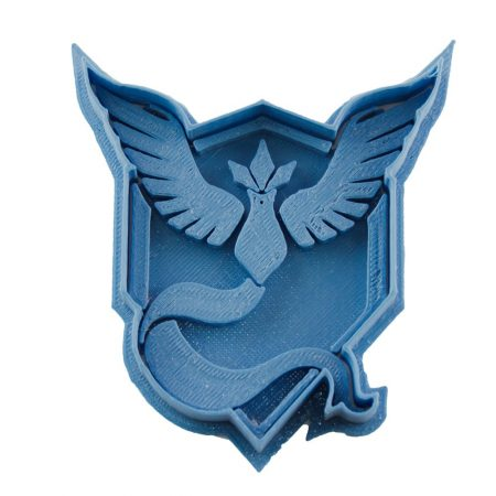 cortador de galletas pokemon go team mystic
