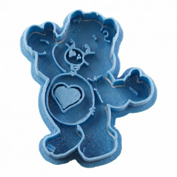 cortador de galletas oso amoroso tenderheart