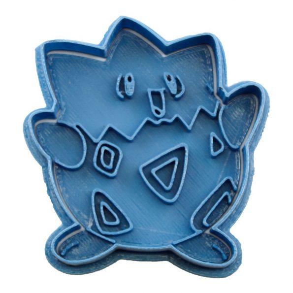 cortador de galletas togepi pokemon