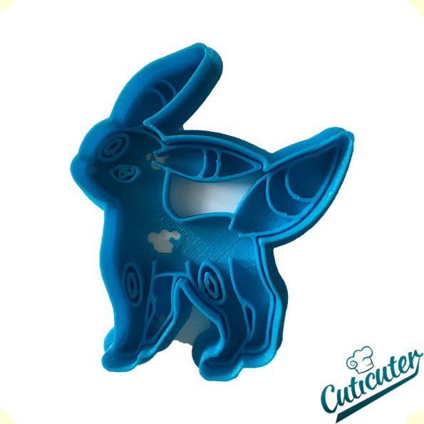 umbreon pokemon cortador de galletas