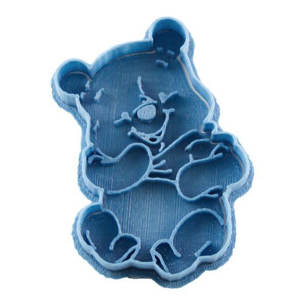 cortador de galletas winnie the pooh bebe