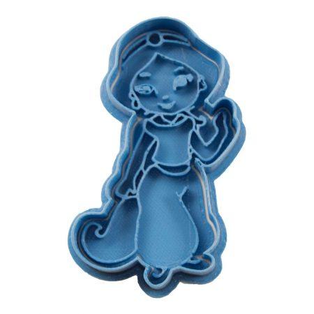 cortador de galletas princesa yasmin