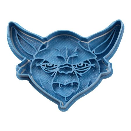 cortador de galletas yoda star wars