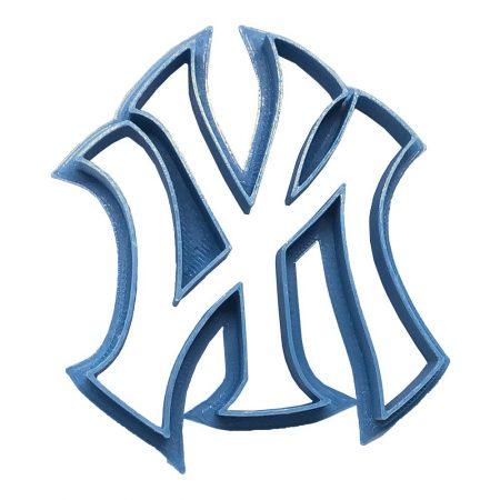 Cortador de galletas fondant NY Yankees