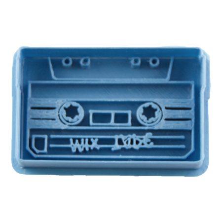 cinta de casette cortador de galletas