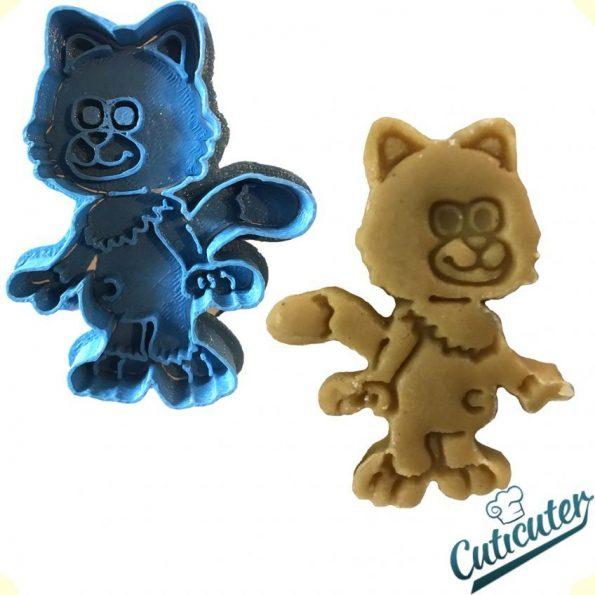 Mittens Timmy y sus amigos cortador de galletas