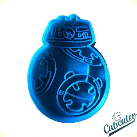 bb9e star wars cortador de galletas