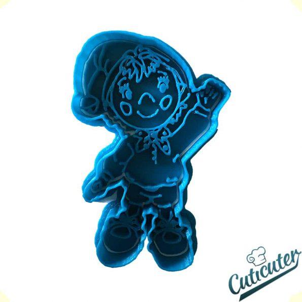 oui-oui Noddy cookie cutter