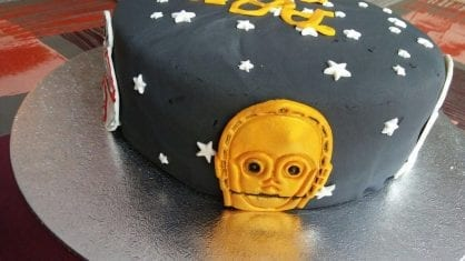 Decora tus galletas de Star Wars