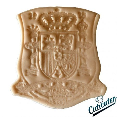 spain team cookie cutter