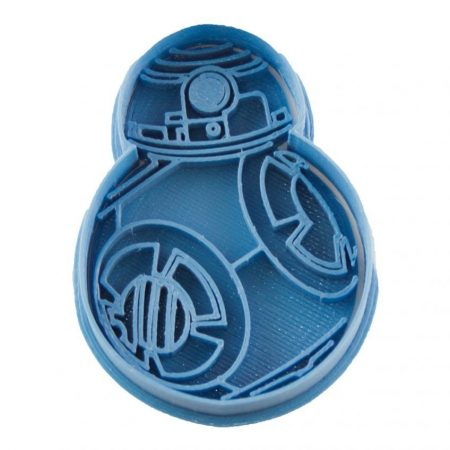 bb8 cortador de galletas star wars