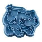 bulbasaur pokemon cortador de galletas