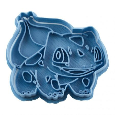 bulbasaur pokemon cortador de galletas