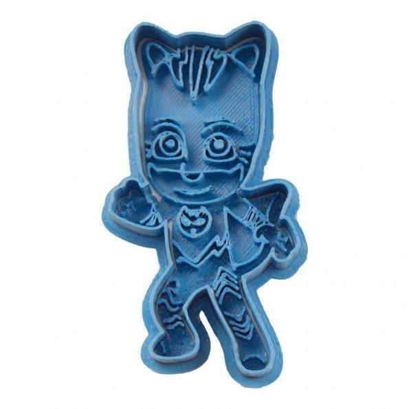 catboy pj masks cortador de galletas