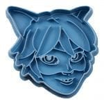 cat noir cookie cutter
