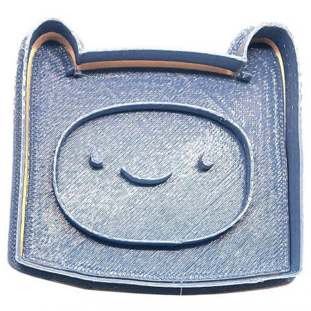 Finn the human cookie cutter