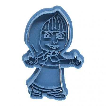 masha and the bear cookie cutter