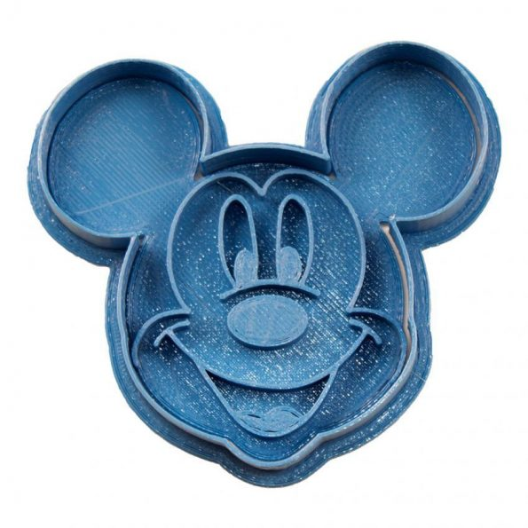 cortador de galletas mickey